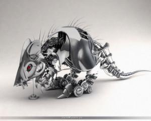 My Terminator Rat